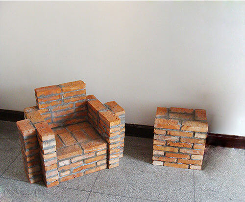 'Memory of Red Bricks' by Zane Mellupe, 2011